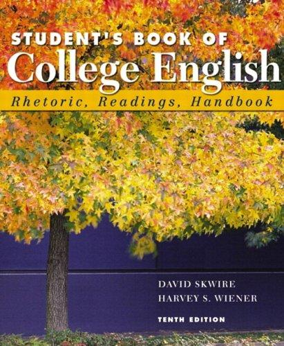 Download Student's Book of College English (with MyCompLab) (10th Edition)