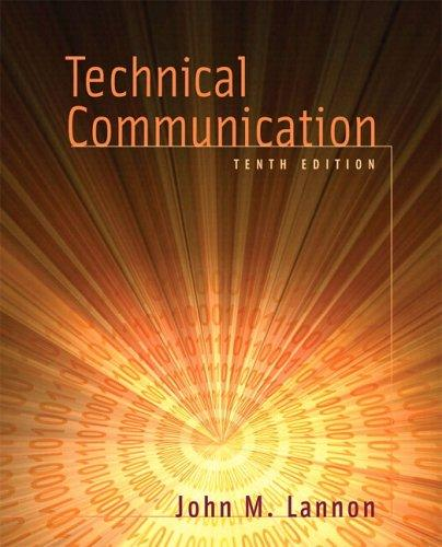 Download Technical Communication (with Resources for Technical Communication) (10th Edition)