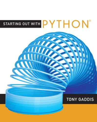 Download Starting Out with Python