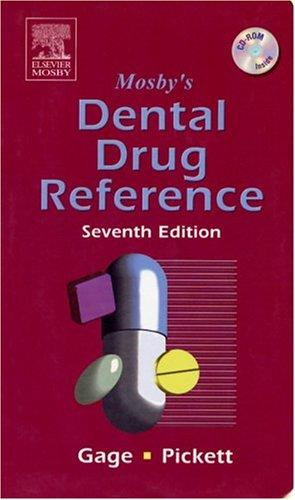 Download Mosby's Dental Drug Reference