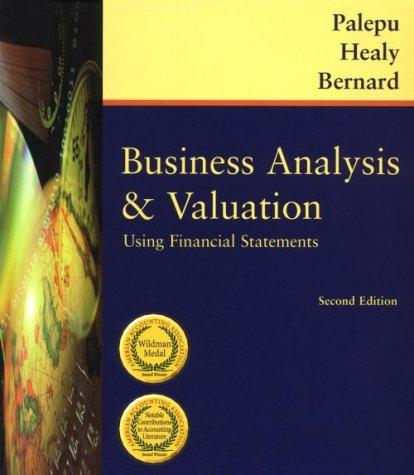 Download Business Analysis and Valuation
