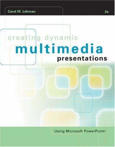 Download Creating dynamic multimedia presentations