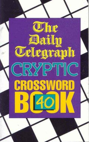 "The ""Daily Telegraph"" Cryptic Crossword Book (Crossword)"