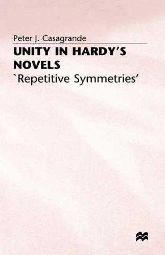 Unity in Hardy's Novels