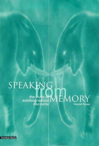 Speaking from Memory