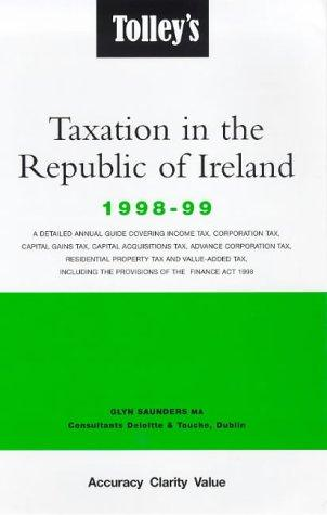 Tolley's Taxation in the Republic of Ireland