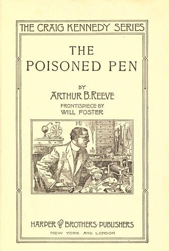 Download The poisoned pen.