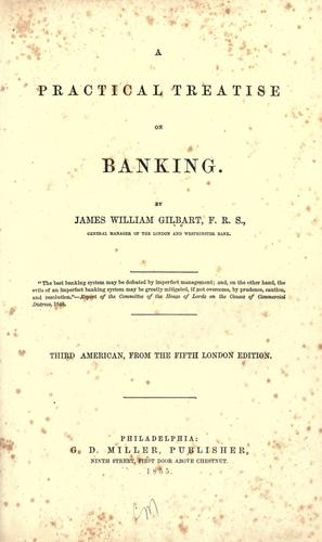Download A practical treatise on banking