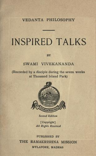 Download Inspired talks.