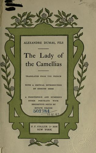 The lady of the camellias.