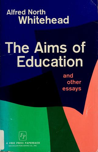 Download The aims of education, and other essays
