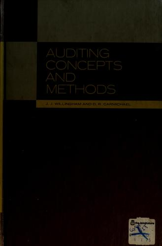Download Auditing concepts and methods