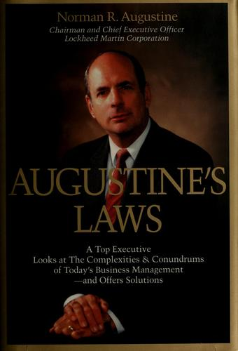 Download Augustine's laws