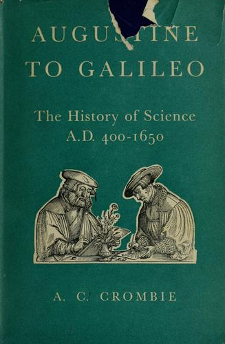 Augustine to Galileo