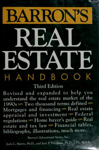 Download Barron's real estate handbook