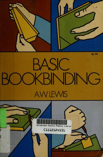 Download Basic bookbinding.