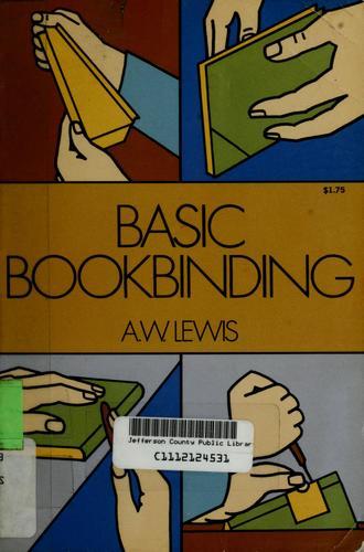 Download Basic bookbinding.