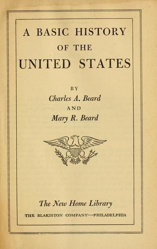 Download A basic history of the United States