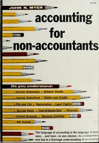 Download Accounting for non-accountants