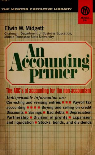 Download An accounting primer