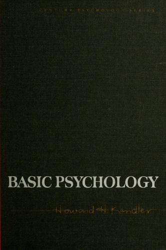 Basic psychology.