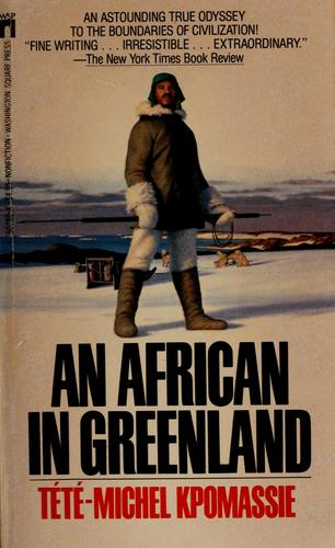 Download An African in Greenland