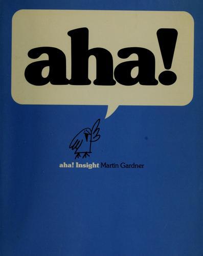 Download Aha! Aha! insight