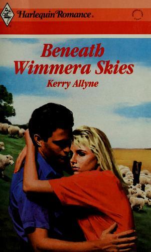 Beneath Wimmera skies