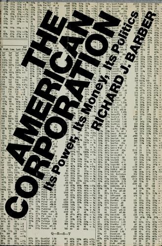 The American corporation