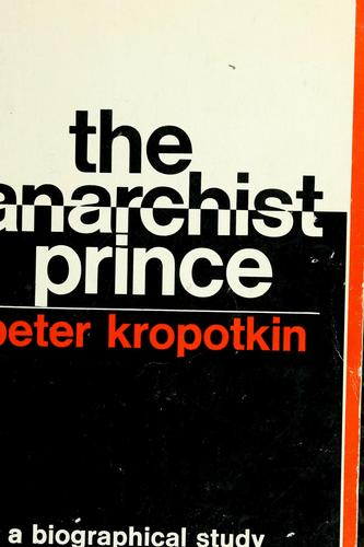 Download The anarchist prince