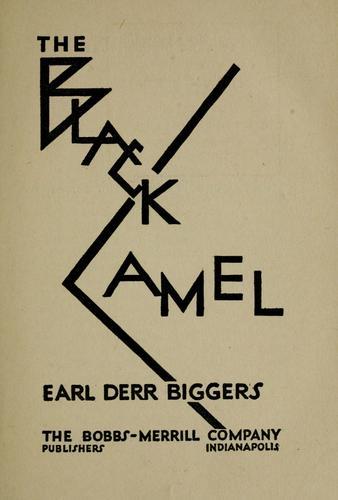 The black camel