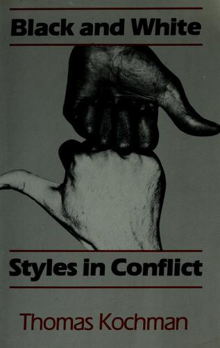 Download Black and white styles in conflict