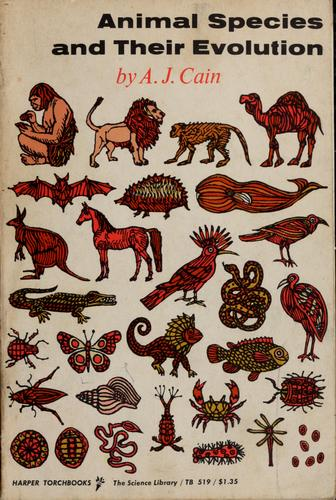 Download Animal species and their evolution.