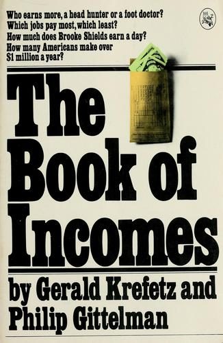 The Book of Incomes