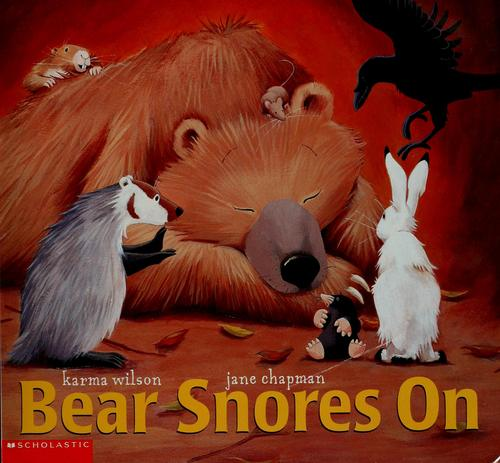 Download Bear snores on