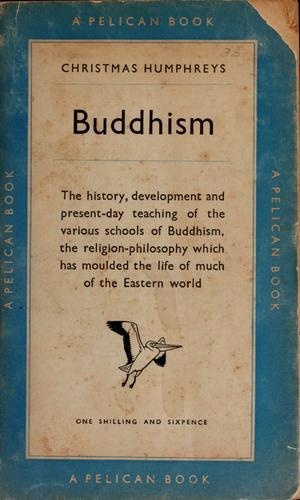 Buddhism.