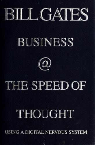 Download Business @ the speed of thought
