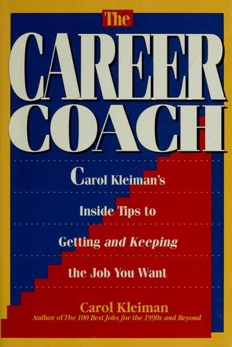 Download The career coach
