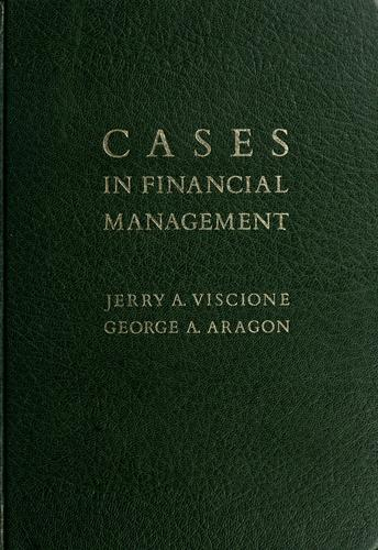 Download Cases in financial management