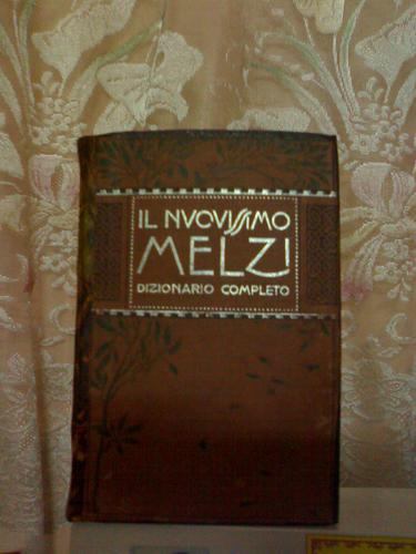 Download Il novissimo Melzi
