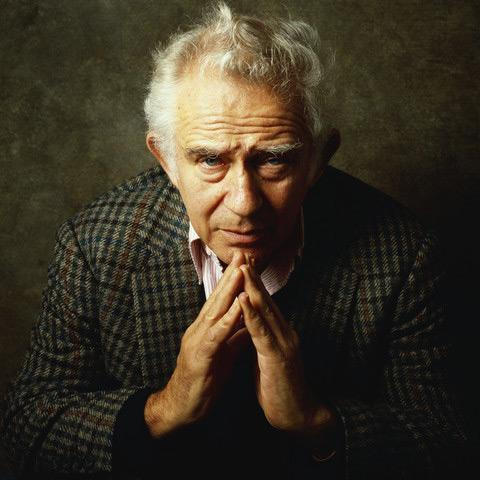 Photo of Norman Mailer