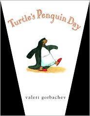 Turtle's Peguin Day