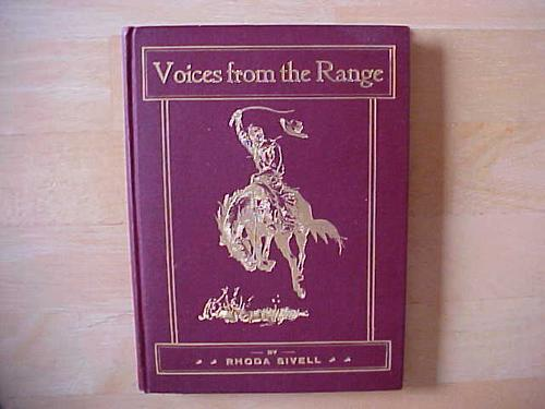 Voices from the range …