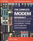 Download The complete modem reference