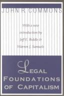 Download Legal foundations of capitalism