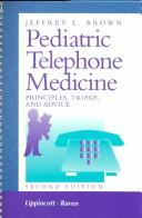 Pediatric telephone medicine