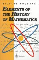 Download Elements of the history of mathematics