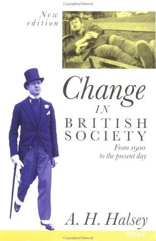 Change in British society