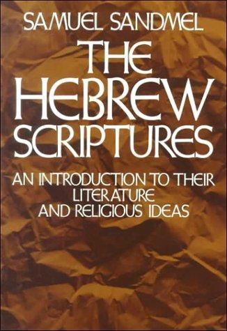 The Hebrew Scriptures