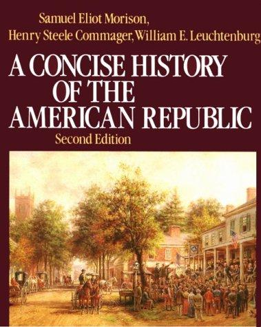 Download A concise history of the American Republic